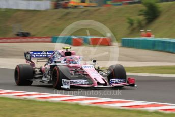 World © Octane Photographic Ltd. Formula 1 – Hungarian GP - Practice 1. SportPesa Racing Point RP19 – Lance Stroll. Hungaroring, Budapest, Hungary. Friday 2nd August 2019.