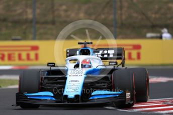 World © Octane Photographic Ltd. Formula 1 – Hungarian GP - Practice 1. ROKiT Williams Racing FW 42 – George Russell. Hungaroring, Budapest, Hungary. Friday 2nd August 2019.