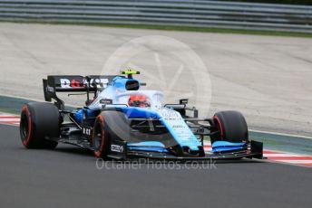 World © Octane Photographic Ltd. Formula 1 – Hungarian GP - Practice 2. ROKiT Williams Racing FW42 – Robert Kubica. Hungaroring, Budapest, Hungary. Friday 2nd August 2019.