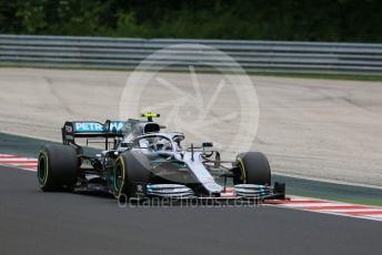 World © Octane Photographic Ltd. Formula 1 – Hungarian GP - Practice 2. Mercedes AMG Petronas Motorsport AMG F1 W10 EQ Power+ - Valtteri Bottas. Hungaroring, Budapest, Hungary. Friday 2nd August 2019.