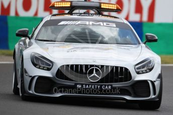 World © Octane Photographic Ltd. Formula 1 – Hungarian GP - Practice 3. Mercedes AMG GTs Safety Car. Hungaroring, Budapest, Hungary. Saturday 3rd August 2019.