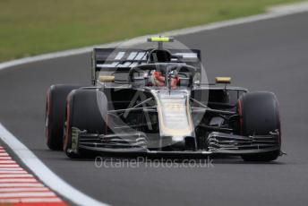 World © Octane Photographic Ltd. Formula 1 – Hungarian GP - Practice 3. Rich Energy Haas F1 Team VF19 – Kevin Magnussen. Hungaroring, Budapest, Hungary. Saturday 3rd August 2019.