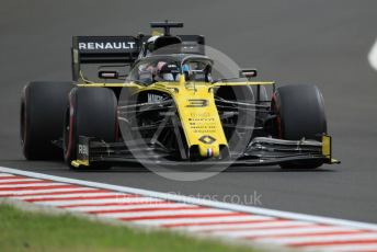 World © Octane Photographic Ltd. Formula 1 – Hungarian GP - Practice 3. Renault Sport F1 Team RS19 – Daniel Ricciardo. Hungaroring, Budapest, Hungary. Saturday 3rd August 2019.