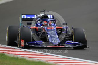 World © Octane Photographic Ltd. Formula 1 – Hungarian GP - Practice 3. Scuderia Toro Rosso STR14 – Daniil Kvyat. Hungaroring, Budapest, Hungary. Saturday 3rd August 2019.