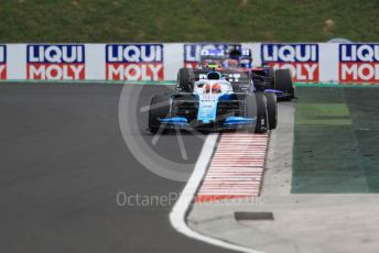 World © Octane Photographic Ltd. Formula 1 – Hungarian GP - Practice 3. ROKiT Williams Racing FW42 – Robert Kubica. Hungaroring, Budapest, Hungary. Saturday 3rd August 2019.