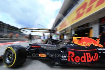 World © Octane Photographic Ltd. Formula 1 – Hungarian GP - Practice 3. Aston Martin Red Bull Racing RB15 – Pierre Gasly. Hungaroring, Budapest, Hungary. Saturday 3rd August 2019.