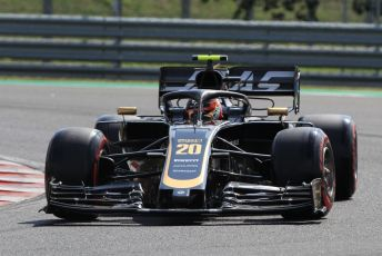 World © Octane Photographic Ltd. Formula 1 – Hungarian GP - Qualifying. Rich Energy Haas F1 Team VF19 – Kevin Magnussen. Hungaroring, Budapest, Hungary. Saturday 3rd August 2019.