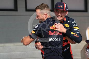 World © Octane Photographic Ltd. Formula 1 – Hungarian GP - Qualifying. Aston Martin Red Bull Racing RB15 – Max Verstappen. Hungaroring, Budapest, Hungary. Saturday 3rd August 2019.