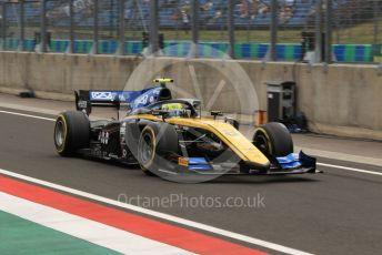 World © Octane Photographic Ltd. FIA Formula 2 (F2) – Hungarian GP - Practice. Virtuosi Racing - Luca Ghiottol. Hungaroring, Budapest, Hungary. Friday 2nd August 2019.