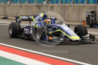 World © Octane Photographic Ltd. FIA Formula 2 (F2) – Hungarian GP - Practice. Carlin - Louis Deletraz. Hungaroring, Budapest, Hungary. Friday 2nd August 2019