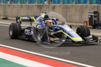 World © Octane Photographic Ltd. FIA Formula 2 (F2) – Hungarian GP - Practice. Carlin - Louis Deletraz. Hungaroring, Budapest, Hungary. Friday 2nd August 2019
