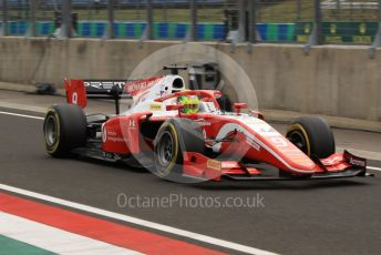 World © Octane Photographic Ltd. FIA Formula 2 (F2) – Hungarian GP - Practice. Prema Racing – Mick Schumacher. Hungaroring, Budapest, Hungary. Friday 2nd August 2019.