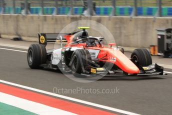 World © Octane Photographic Ltd. FIA Formula 2 (F2) – Hungarian GP - Practice. MP Motorsport - Mahaveer Raghunathan. Hungaroring, Budapest, Hungary. Friday 2nd August 2019.