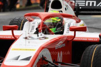 World © Octane Photographic Ltd. FIA Formula 2 (F2) – Hungarian GP - Qualifying. Prema Racing – Mick Schumacher. Hungaroring, Budapest, Hungary. Friday 2nd August 2019.
