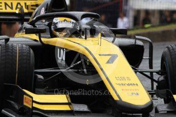 World © Octane Photographic Ltd. FIA Formula 2 (F2) – Hungarian GP - Qualifying. Virtuosi Racing - Guanyu Zhou. Hungaroring, Budapest, Hungary. Friday 2nd August 2019.