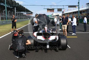 World © Octane Photographic Ltd. FIA Formula 2 (F2) – Hungarian GP - Race 1. ART Grand Prix - Nyck de Vries. Hungaroring, Budapest, Hungary. Saturday 3rd August 2019.