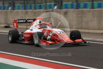 World © Octane Photographic Ltd. FIA Formula 3 (F3) – Hungarian GP – Practice. Prema Racing - Robert Shwartzman. Hungaroring, Budapest, Hungary. Friday 2nd August 2019.