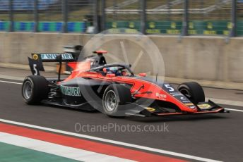 World © Octane Photographic Ltd. FIA Formula 3 (F3) – Hungarian GP – Practice. MP Motorsport - Simo Laaksonen. Hungaroring, Budapest, Hungary. Friday 2nd August 2019.