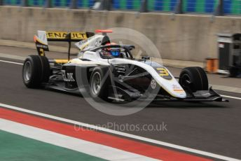 World © Octane Photographic Ltd. FIA Formula 3 (F3) – Hungarian GP – Practice. ART Grand Prix - Christian Lundgaard. Hungaroring, Budapest, Hungary. Friday 2nd August 2019.