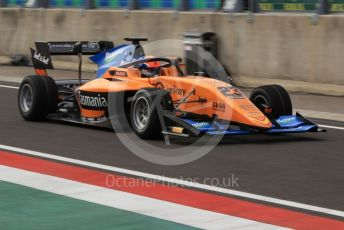 World © Octane Photographic Ltd. FIA Formula 3 (F3) – Hungarian GP – Practice. Campos Racing - Alex Peroni. Hungaroring, Budapest, Hungary. Friday 2nd August 2019.