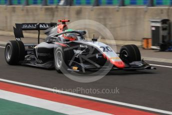 World © Octane Photographic Ltd. FIA Formula 3 (F3) – Hungarian GP – Practice. Hitech Grand Prix - Leonardo Pulcini. Hungaroring, Budapest, Hungary. Friday 2nd August 2019.