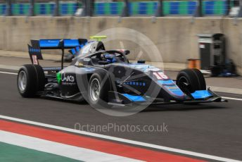 World © Octane Photographic Ltd. FIA Formula 3 (F3) – Hungarian GP – Practice. Jenzer Motorsport - Giorgio Carrara. Hungaroring, Budapest, Hungary. Friday 2nd August 2019.