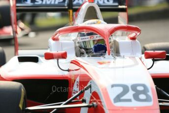 World © Octane Photographic Ltd. FIA Formula 3 (F3) – Hungarian GP – Qualifying. Prema Racing - Robert Shwartzman. Hungaroring, Budapest, Hungary. Saturday 3rd August 2019.