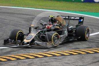 World © Octane Photographic Ltd. Formula 1 – Italian GP - Practice 2. Rich Energy Haas F1 Team VF19 – Kevin Magnussen. Autodromo Nazionale Monza, Monza, Italy. Friday 6th September 2019.