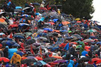 World © Octane Photographic Ltd. Formula 1 – Italian GP - Practice 2. Fans. Autodromo Nazionale Monza, Monza, Italy. Friday 6th September 2019.