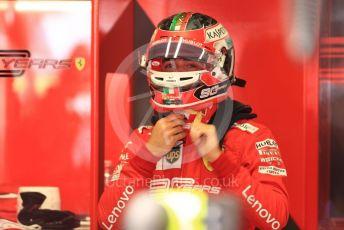World © Octane Photographic Ltd. Formula 1 – Italian GP - Practice 3. Scuderia Ferrari SF90 – Charles Leclerc. Autodromo Nazionale Monza, Monza, Italy. Saturday 7th September 2019.