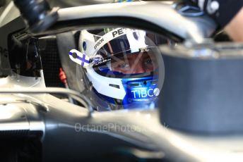 World © Octane Photographic Ltd. Formula 1 – Italian GP - Practice 3. Mercedes AMG Petronas Motorsport AMG F1 W10 EQ Power+ - Valtteri Bottas. Autodromo Nazionale Monza, Monza, Italy. Saturday 7th September 2019.