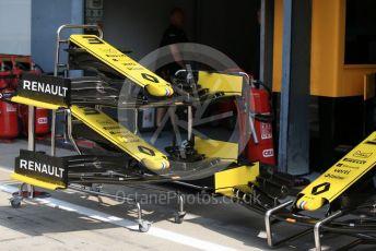 World © Octane Photographic Ltd. Formula 1 – Italian GP - Pit lane. Renault Sport F1 Team RS19. Autodromo Nazionale Monza, Monza, Italy. Thursday 4th September 2019.