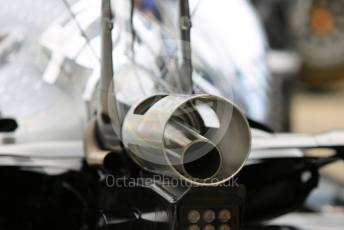 World © Octane Photographic Ltd. Formula 1 – Japanese GP - Parc Ferme. Mercedes AMG Petronas Motorsport AMG F1 W10 EQ Power+ - Lewis Hamilton. Suzuka Circuit, Suzuka, Japan. Thursday 10th October 2019.