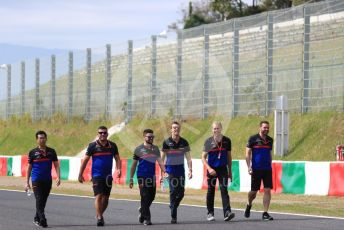 World © Octane Photographic Ltd. Formula 1 – Japanese GP - Paddock. Scuderia Toro Rosso STR14 – Daniil Kvyat. Suzuka Circuit, Suzuka, Japan. Thursday 10th October 2019.