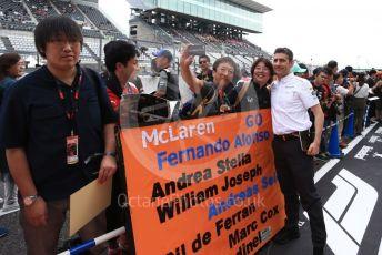 World © Octane Photographic Ltd. Formula 1 - Singapore GP - Paddock. Andrea Stella – Performance Director of McLaren. Suzuka Circuit, Suzuka, Japan. Thursday 10th October 2019.