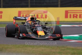 World © Octane Photographic Ltd. Formula 1 – Japanese GP - Practice 1. Aston Martin Red Bull Racing RB15 – Alexander Albon. Suzuka Circuit, Suzuka, Japan. Friday 11th October 2019.