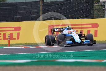 World © Octane Photographic Ltd. Formula 1 – Japanese GP - Practice 1. ROKiT Williams Racing FW42 – Robert Kubica. Suzuka Circuit, Suzuka, Japan. Friday 11th October 2019.