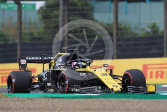 World © Octane Photographic Ltd. Formula 1 – Japanese GP - Practice 1. Renault Sport F1 Team RS19 – Daniel Ricciardo. Suzuka Circuit, Suzuka, Japan. Friday 11th October 2019.
