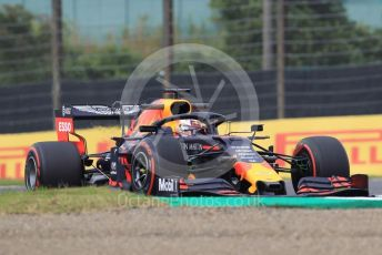 World © Octane Photographic Ltd. Formula 1 – Japanese GP - Practice 1. Aston Martin Red Bull Racing RB15 – Max Verstappen. Suzuka Circuit, Suzuka, Japan. Friday 11th October 2019.