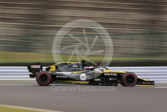 World © Octane Photographic Ltd. Formula 1 – Japanese GP - Practice 1. Renault Sport F1 Team RS19 – Daniel Ricciardo. Suzuka Circuit, Suzuka, Japan. Friday 11th October 2019.
