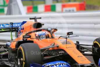 World © Octane Photographic Ltd. Formula 1 – Japanese GP - Practice 1. McLaren MCL34 – Carlos Sainz. Suzuka Circuit, Suzuka, Japan. Friday 11th October 2019.