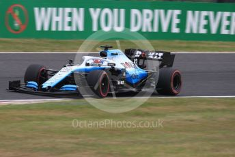World © Octane Photographic Ltd. Formula 1 – Japanese GP - Practice 1. ROKiT Williams Racing FW 42 – George Russell. Suzuka Circuit, Suzuka, Japan. Friday 11th October 2019.