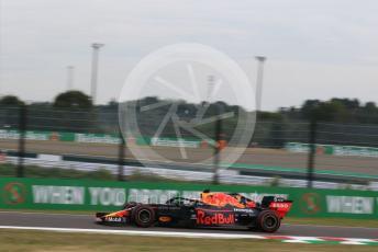 World © Octane Photographic Ltd. Formula 1 – Japanese GP - Practice 1. Aston Martin Red Bull Racing RB15 – Max Verstappen. Suzuka Circuit, Suzuka, Japan. Friday 11th October 2019.