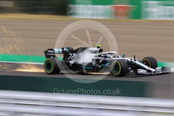World © Octane Photographic Ltd. Formula 1 – Japanese GP - Practice 2. Mercedes AMG Petronas Motorsport AMG F1 W10 EQ Power+ - Valtteri Bottas. Suzuka Circuit, Suzuka, Japan. Friday 11th October 2019.