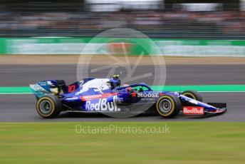 World © Octane Photographic Ltd. Formula 1 – Japanese GP - Practice 2. Scuderia Toro Rosso - Pierre Gasly. Suzuka Circuit, Suzuka, Japan. Friday 11th October 2019.