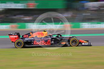 World © Octane Photographic Ltd. Formula 1 – Japanese GP - Practice 2. Aston Martin Red Bull Racing RB15 – Alexander Albon. Suzuka Circuit, Suzuka, Japan. Friday 11th October 2019.