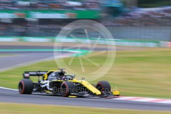 World © Octane Photographic Ltd. Formula 1 – Japanese GP - Practice 2. Renault Sport F1 Team RS19 – Daniel Ricciardo. Suzuka Circuit, Suzuka, Japan. Friday 11th October 2019.