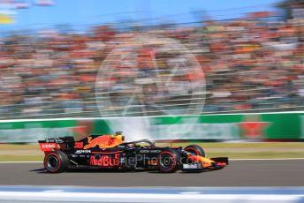World © Octane Photographic Ltd. Formula 1 – Japanese GP - Qualifying. Aston Martin Red Bull Racing RB15 – Max Verstappen. Suzuka Circuit, Suzuka, Japan. Sunday 13th October 2019.