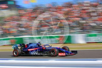 World © Octane Photographic Ltd. Formula 1 – Japanese GP - Qualifying. Scuderia Toro Rosso STR14 – Daniil Kvyat. Suzuka Circuit, Suzuka, Japan. Sunday 13th October 2019.