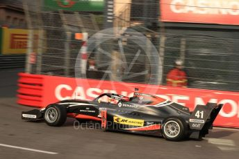 World © Octane Photographic Ltd. Formula Renault Eurocup – Monaco GP - Practice. M2 Competition – Kush Maini. Monte-Carlo, Monaco. Thursday 23rd May 2019.
